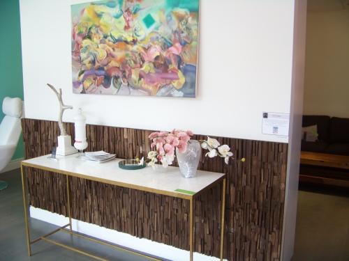 wood interior design, nature interior decorating, nature interior design ideas, acoustic panels, Acoustic treatment, contemporary wood art, wood wall decor