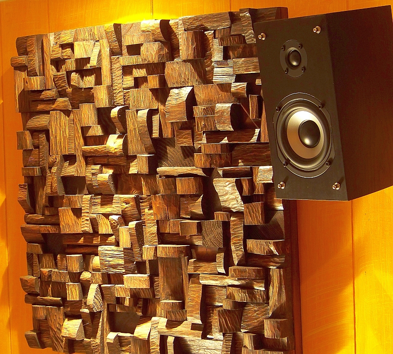 Wood Acoustic Panel Home Theater Forum And Systems