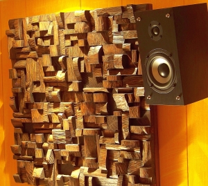 acoustic panels, Acoustic diffusers, Art diffusers, sound diffusers, sound treatment, Acoustic treatment, Acoustical Diffusers, home theater designs, wood diffuser,