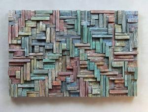 acoustic panels, sound treatment, Acoustic treatment, wooden art, recycled wood art, wood wall art