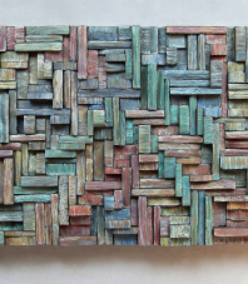 acoustic panels, sound treatment, Acoustic treatment, wooden art, recycled wood art, wood wall art