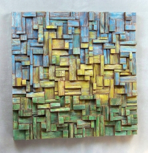 corporate art, Art acoustic panel, office art, wooden art, cottage decorating,