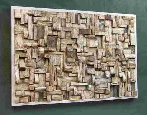 corporate art, wabi sabi wooden art, wabi sabi art, wood art, wood wall art