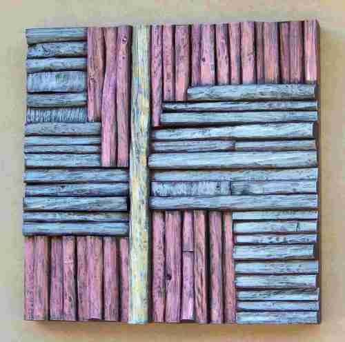 Art of acoustic panel, office art, wooden art, cottage decorating, Sound diffuser, acoustical diffuser