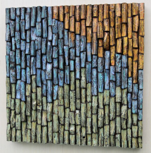 wood interior design, home decor, nature art, cottage life, corporate art, wood assemblage, acoustic panel, abstract wood art