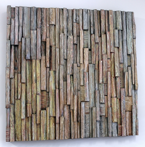 wood wall art, wooden blocks art, contemporary wood art, wood acoustic panel,