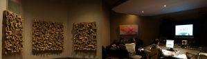 acoustic panels, Acoustic diffusers, Art diffusers, sound diffusers, sound treatment, Acoustic treatment, Acoustical Diffusers, home theater designs, wood diffuser,