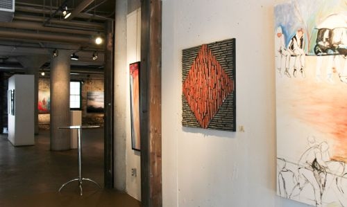 corporate art, Arta gallery, wood art, Art Toronto