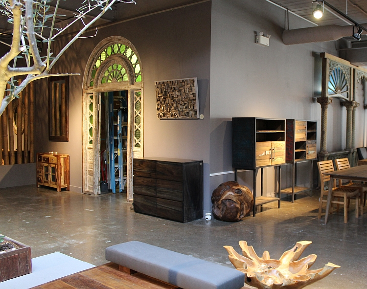 Nature Inspired Interior Design Eccentricity Of Wood