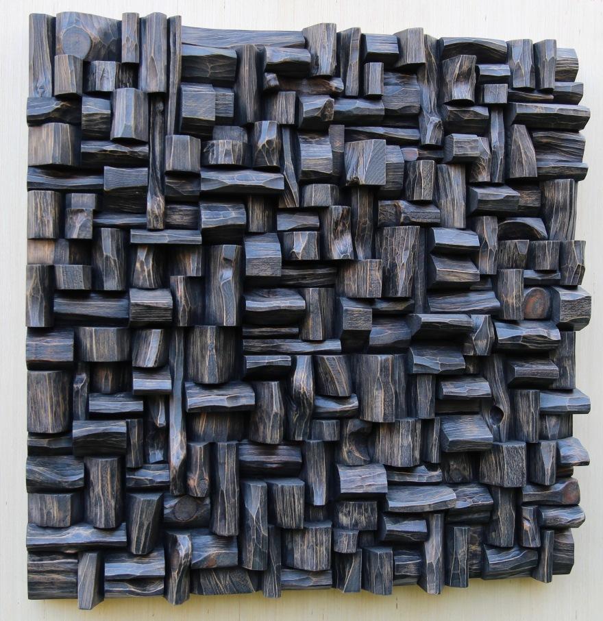 wood art, wood sculpture, TAVES 2017, wood sound diffuser, art diffusive panel, acoustic treatment, office acoustic, wood wall art, home theatre acoustic, interior design ideas, acoustic art, corporate art, hi end acoustic