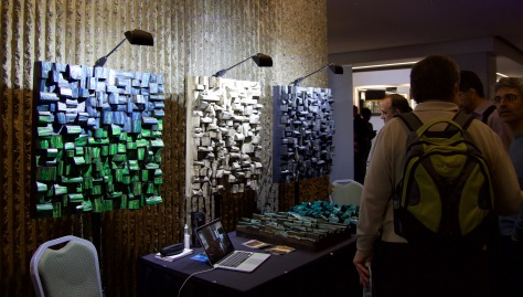Wood Art Acoustic Diffusers will be on display at Montreal Audio Fest
