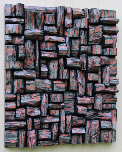 wood wall art, abstract wall sculpture, wood wall design, 3d art, contemporary art, wall sculpture, wood blocks assemblage